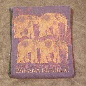 Banana Republic Organic Cotton SS